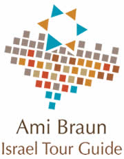 Ami Braun - Licensed Tour Guide in Israel